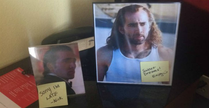 Girl Requests Nicolas Cage In Her Hotel Room, Gets Exactly That That ad 158676756 e1422974155749