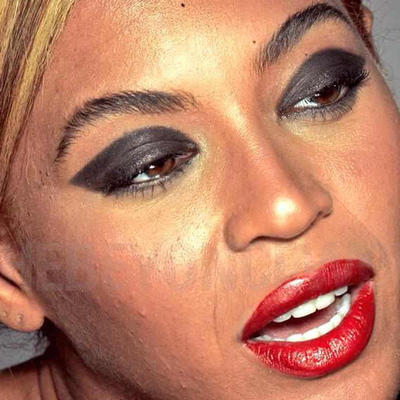 These Untouched Photos Of Beyonce Are Breaking The Internet bey