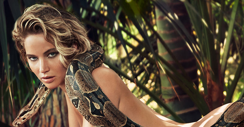 Jennifer Lawrence Goes Nude Again, This Time With A Snake fbthumb copy