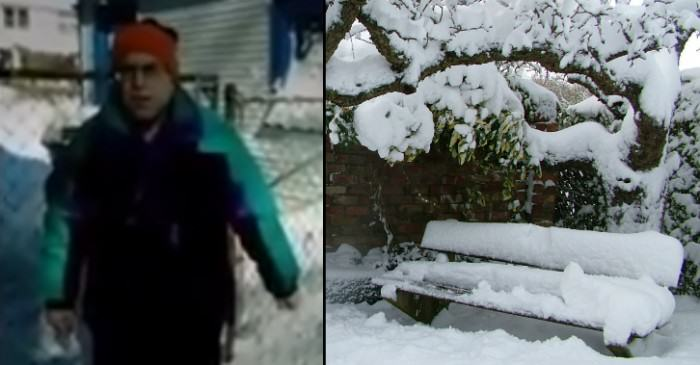 Guy Goes Bonkers Because His Neighbour Put Snow On His Property gary tn e1423175493243