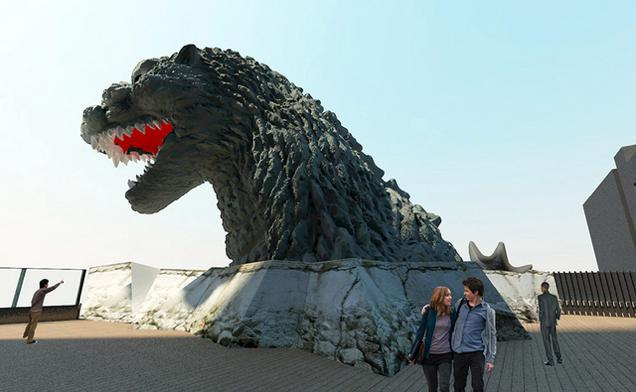 There Is A Godzilla Themed Hotel Opening In Japan godzilla3