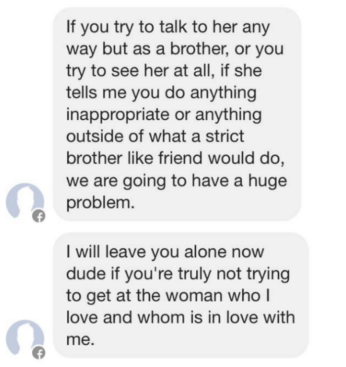 This Guy Goes Mental At A Lad For Snapchatting His Ex holy mother of crazy ex boyfriend 5