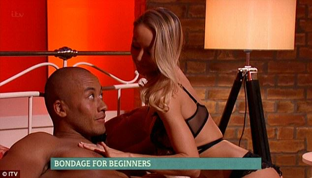 Outrage As This Morning Tests Sex Toys Live On Air itv