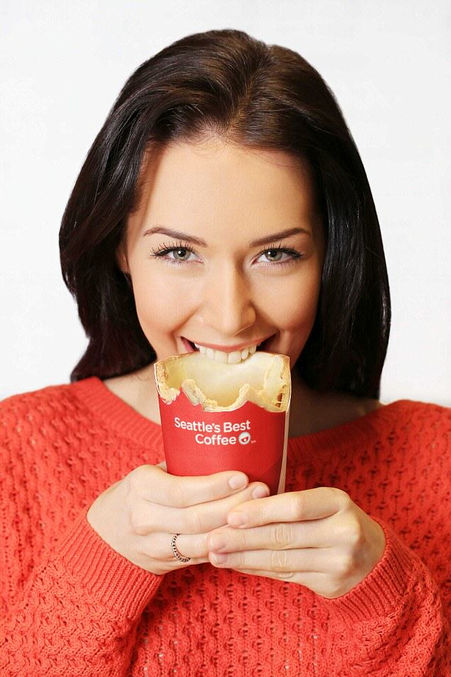 KFC Launch The Edible Coffee Cup And Were All For It kfc