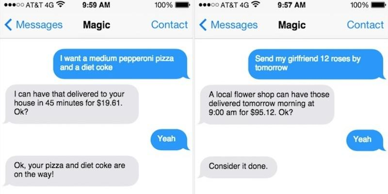 This Text Service Will Literally Get Anything Delivered To You magic