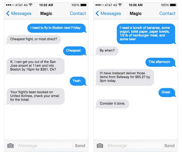 This Text Service Will Literally Get Anything Delivered To You magic3