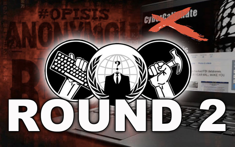 Anonymous Vs ISIS Heats Up, Expose And Destroy Document Released opisis round2