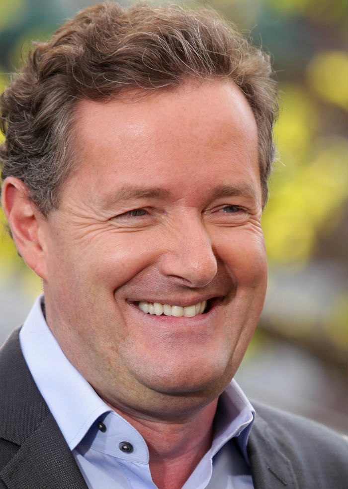 Look At Some Of The Biggest Morons That The World Could Do Without piers morgan data