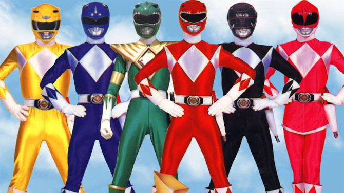 This Insane Power Rangers Remake Is Incredibly Brutal prangers