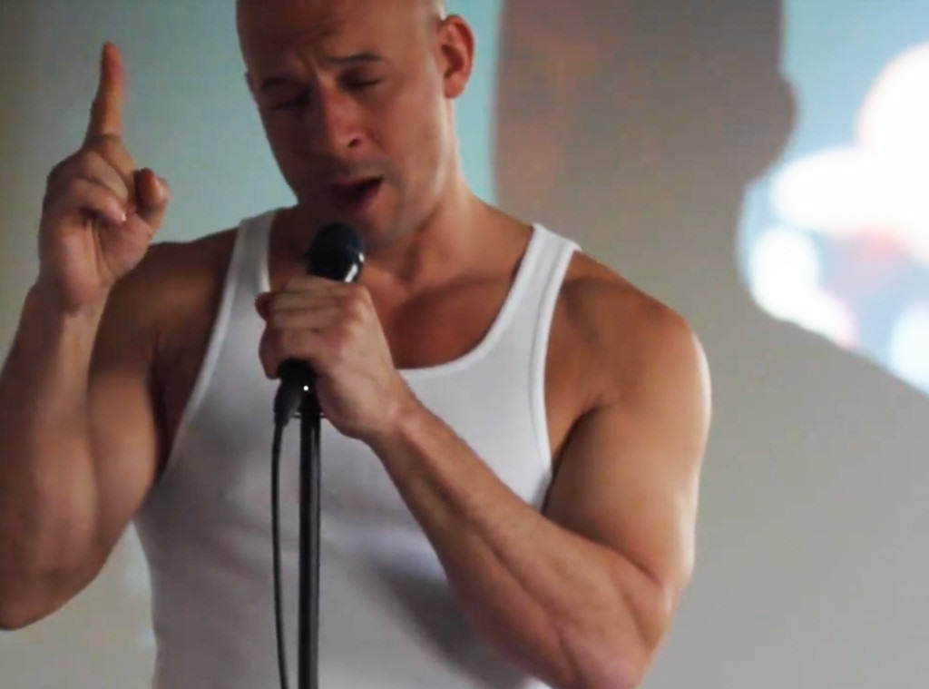 Vin Diesel Singing A Love Song Will Melt Any Of Your Lonely Hearts rs 1024x759 150213074223 1024 Diesel JR 21315