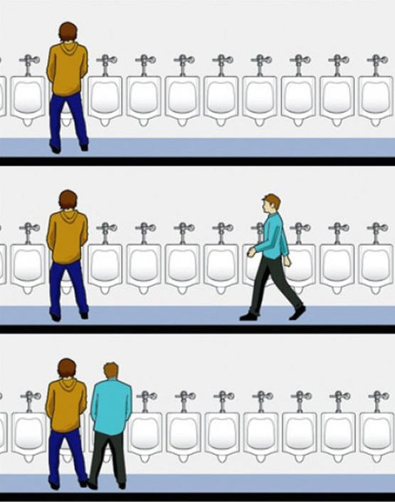 Toiletiquette: The Unwritten Rules Of The Mens Public Toilets urinaletiquette