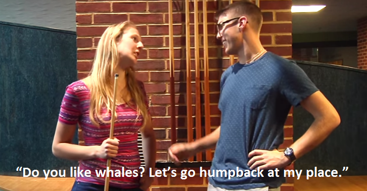 Watch Tinder Conversations Take Place In Real Life 1 tn