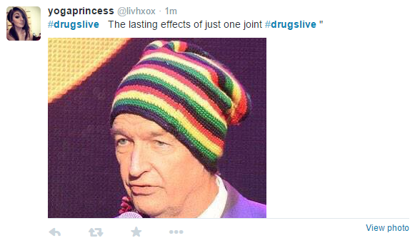 Twitter Reacts To Channel 4 Drugs Live Show About Cannabis 15