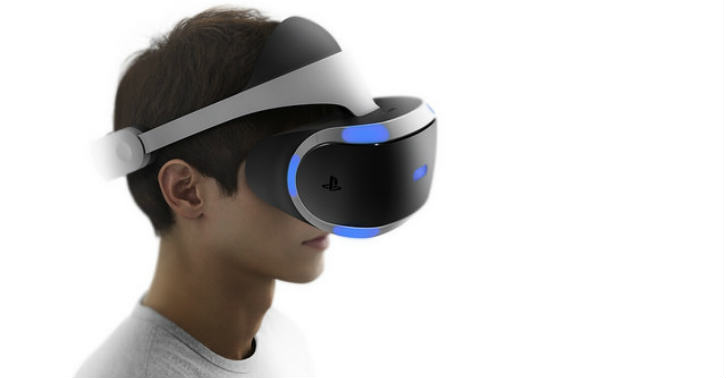 The Future Is Here As Playstation Show Off Their New Virtual Reality Headset Prototype 16085757124 b04aa77d55 zthumb
