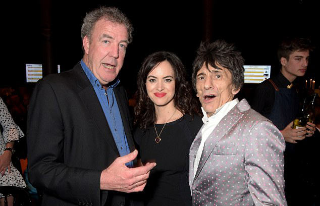 Jeremy Clarkson Calls BBC F*cking B*stards, Wants One More Top Gear Lap 26D1555800000578 3003663 image a 68 1426837963257