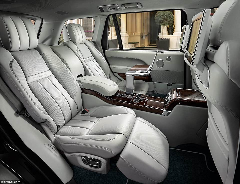 New Range Rover Is Their Most Luxurious Yet, Costs £150K 2723963600000578 3018507 image a 16 1427739525852