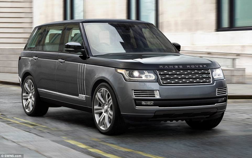New Range Rover Is Their Most Luxurious Yet, Costs £150K 2723971400000578 3018507 image a 12 1427739525579
