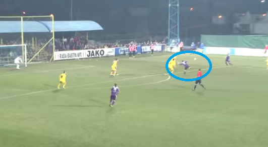 Could This Incredible Scorpion Kick Be Goal Of The Year? 3ergtfew