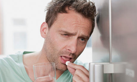 Hangovers Could Soon Be A Thing Of The Past With These Two Miracle Cures A man with a hangover 007