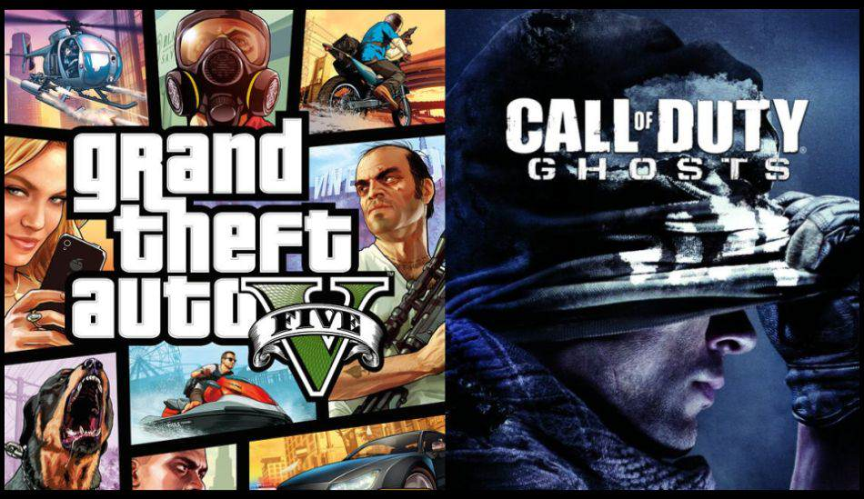 Schools To Report Parents To Police If Kids Play 18+ Video Games Call of Duty Ghosts vs. GTA 5 sales confusion
