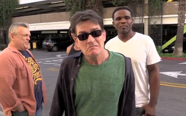 Charlie Sheen Threatens Two And A Half Men Producer CharlieSheenwebsite 640x400
