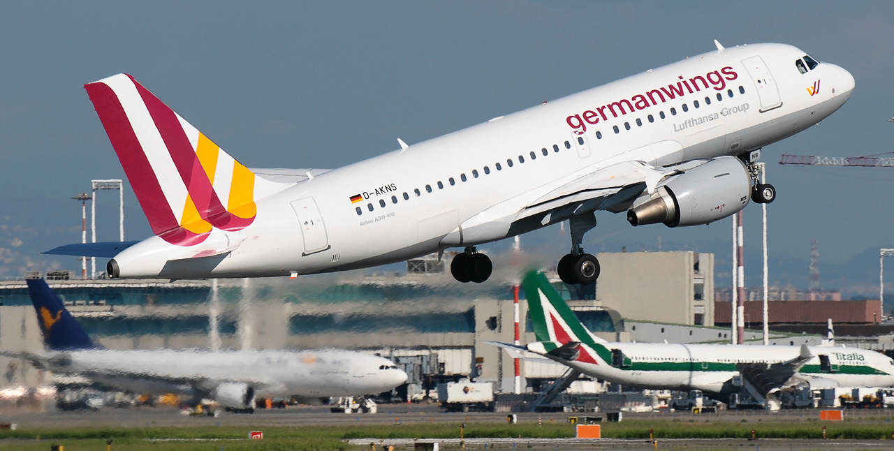 Up To 150 Feared Dead As Airbus Crashes Into French Alps D AKNS Germanwings Airbus A319 100 PlanespottersNet 376982