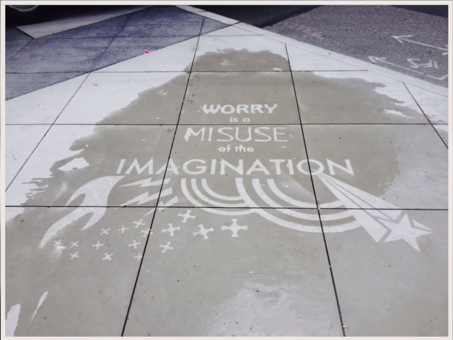 Check Out This Street Art That You Can Only See If Its Raining   Its Incredible HZXE8WG