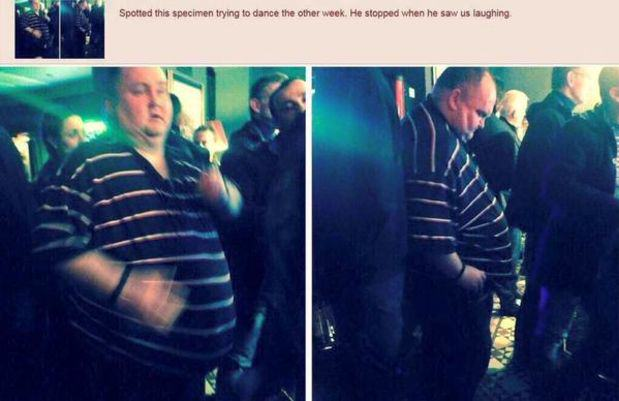The Dancing Guy Laughed At For His Size Gets The Last Laugh Thanks To The Internet MTI4NTc3MTcyOTUxNTQyNDAz