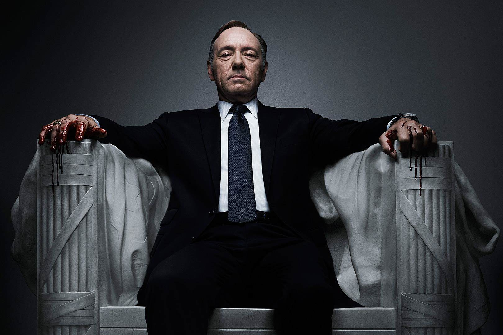 Bill Clinton Supposedly Says House Of Cards Is 99% Real MTI4OTk3NzIyMTkwNjgxMzYy