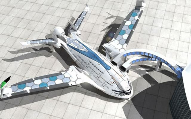 Plans For Triple Decker Plane Revealed Planepiicture 640x400
