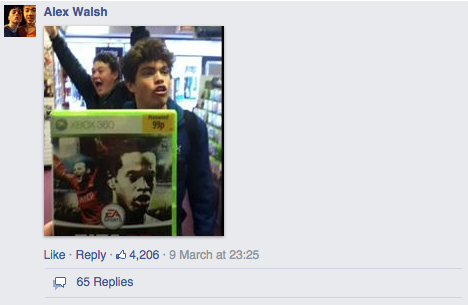 This Weeks UNILAD Top Comment Heroes Screen Shot 2015 03 13 at 13.49.58