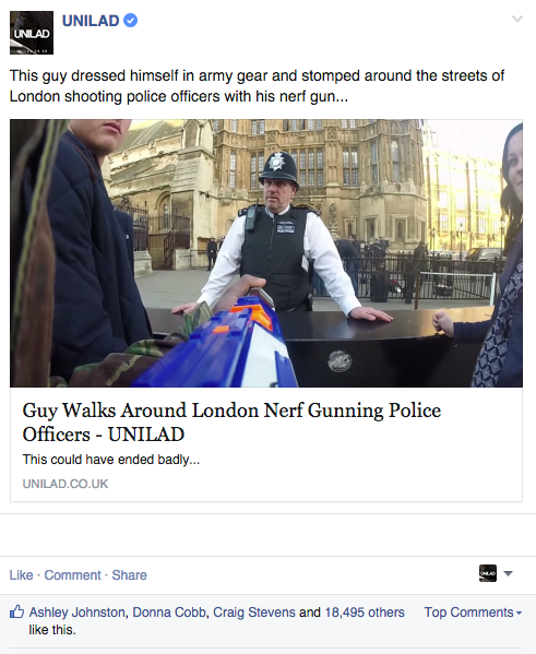 This Weeks UNILAD Top Comment Heroes Screen Shot 2015 03 13 at 13.56.46