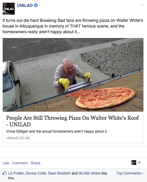 This Weeks UNILAD Top Comment Heroes Screen Shot 2015 03 13 at 13.58.14