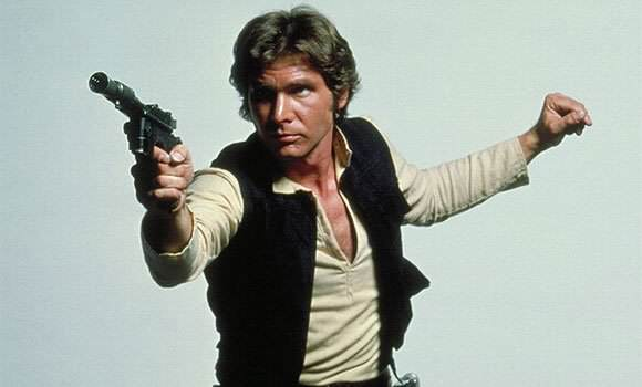 Harrison Ford Returns To Star Wars Filming Following Plane Crash Star Wars Episode VII  Harrison Ford  upbeat  about playing Han Solo