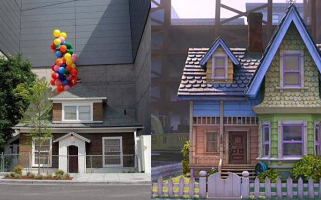 Real Life House From Disneys Up To Be Knocked Down UP Website Thumb 640x400