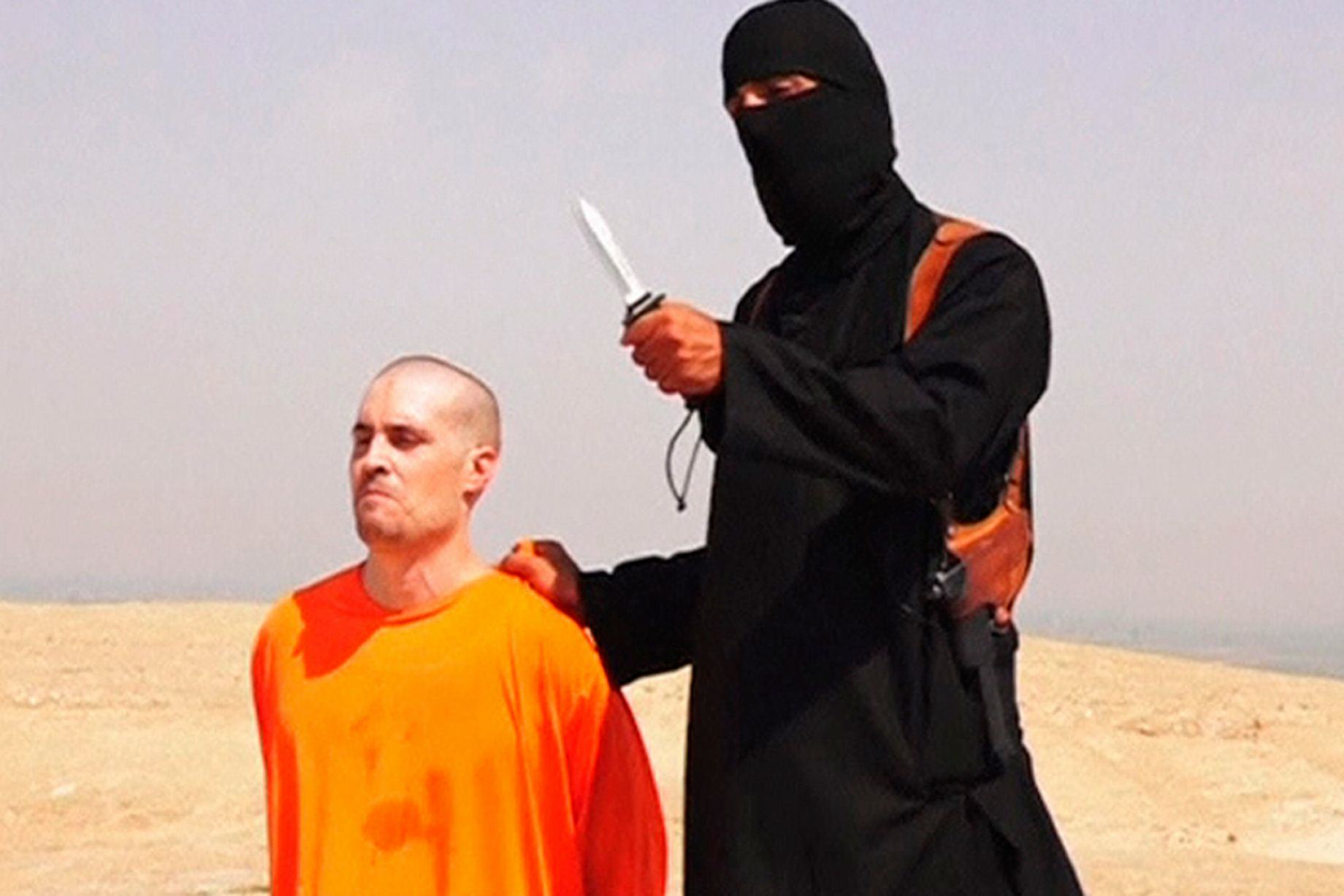 Jihadi Johns Father Says His Son Is A Dog And Can Go To Hell US Journalist James Foley Main
