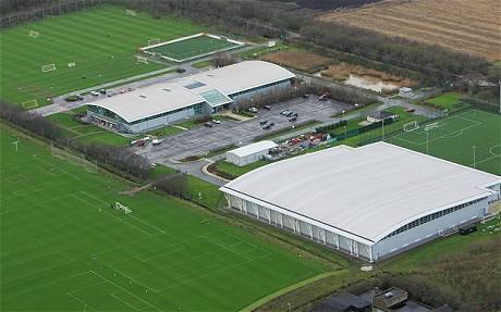 Manchester United Training Ground Becomes Hotbed For Sex Crazed Doggers carrington