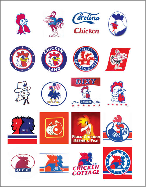This Guy Has Designed 90% Of Londons Chicken Shop Logos chicken3