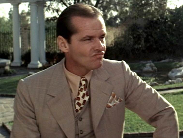 Jack Nicholson Had A Secret Tunnel From His House To The Playboy Mansion, Obviously chns3p jack
