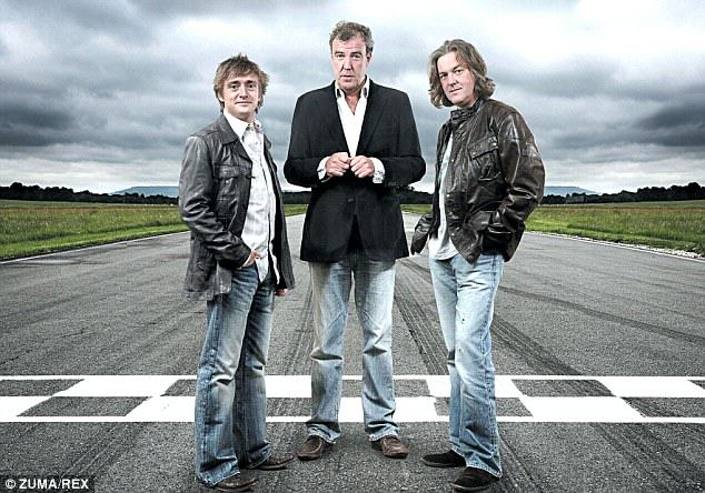 Top Gears James May Might Quit TV To Become A Teacher clarkson1