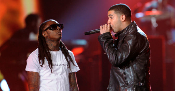 Drake Had Sex With Lil Waynes Girlfriend, And Waited Until He Was In Prison To Tell Him drake wayne