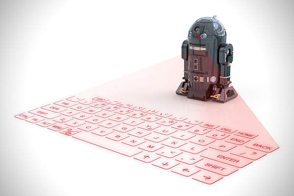This Star Wars Droid Will Project A Keyboard Onto Any Surface droid