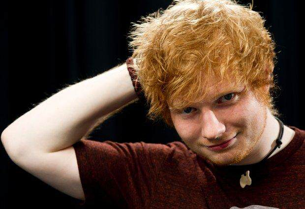 Ed Sheeran Launches New Record Label, Calls It Gingerbread ed sheeran