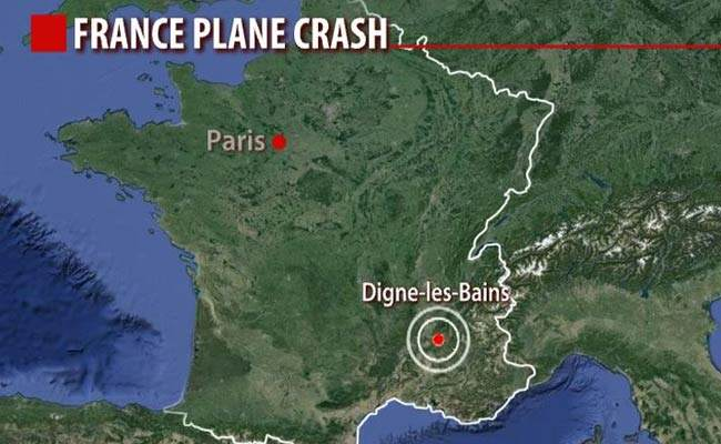 Up To 150 Feared Dead As Airbus Crashes Into French Alps germanwings airbus a320 crash site new 650 650x400 61427197609