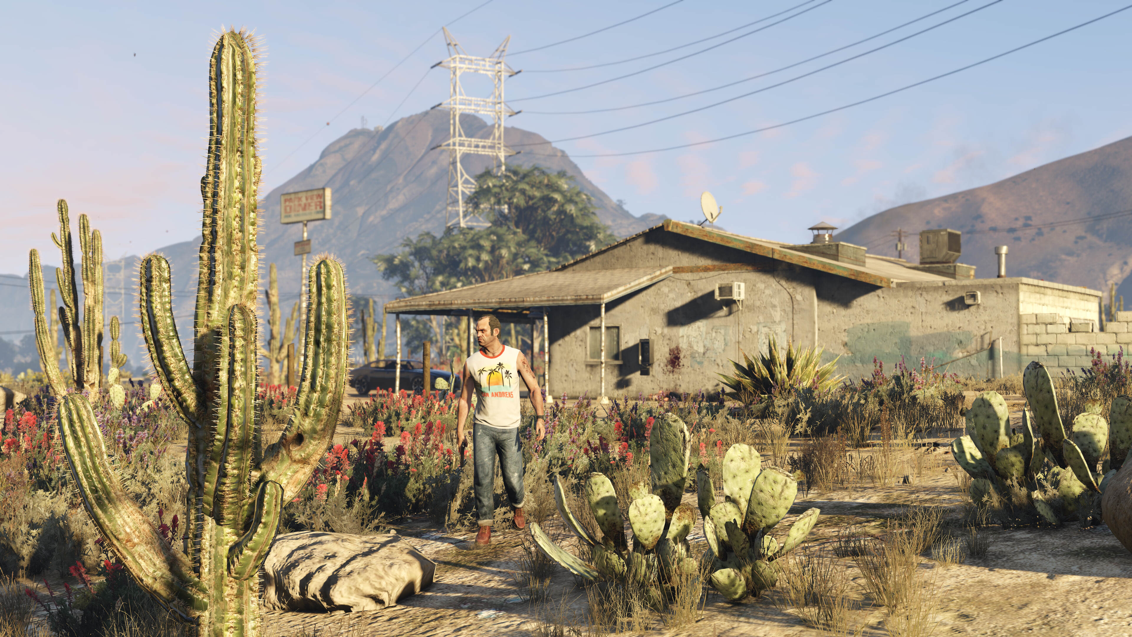 Rockstar Release Much Anticipated Grand Theft Auto V PC Screenshots grand theft auto 5s latest pc screenshots sure are a looker 142748223863