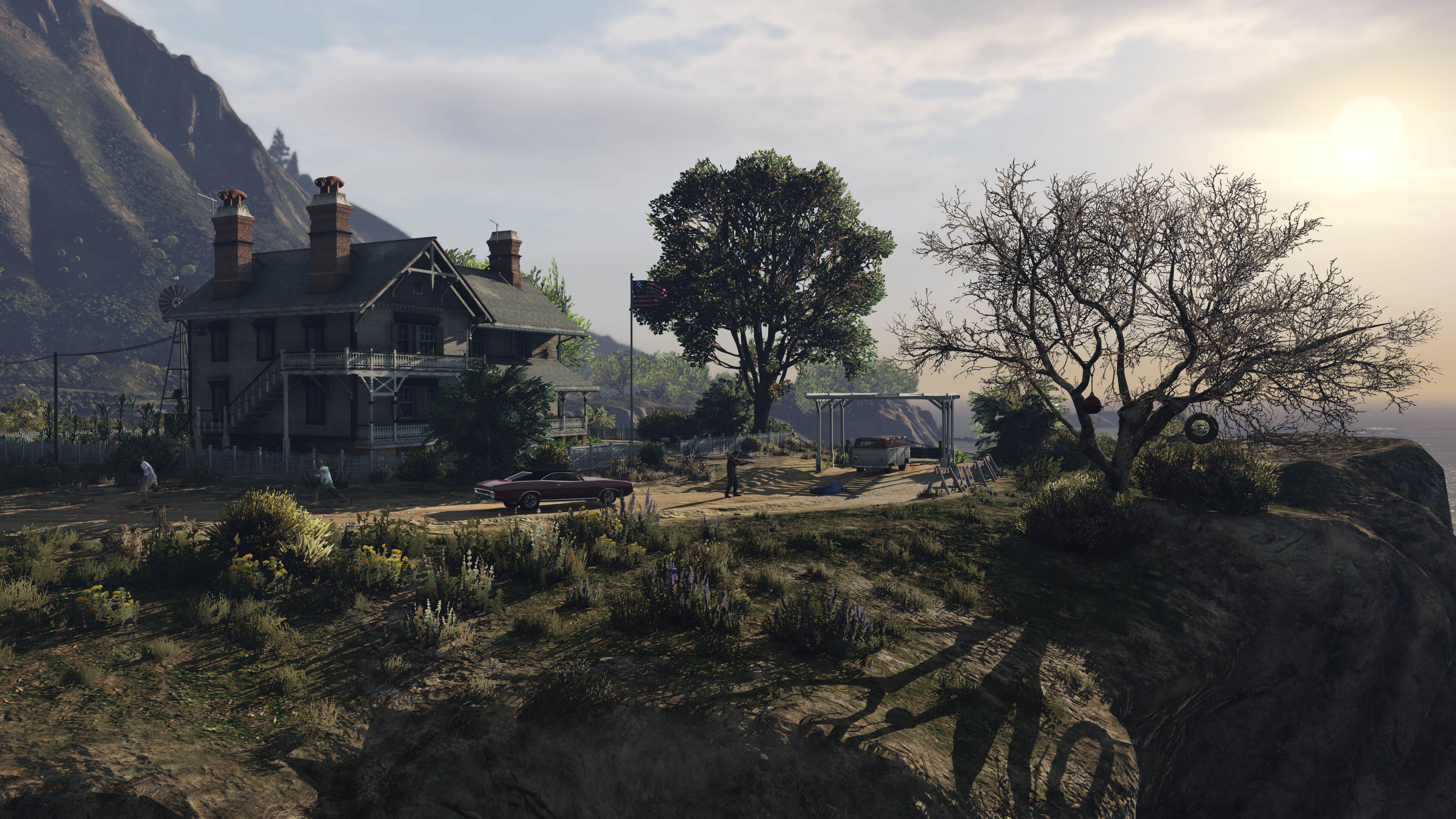 Rockstar Release Much Anticipated Grand Theft Auto V PC Screenshots grand theft auto 5s latest pc screenshots sure are a looker 142748242711