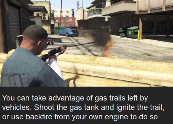 Interesting Things People Discovered Playing Grand Theft Auto V gta2