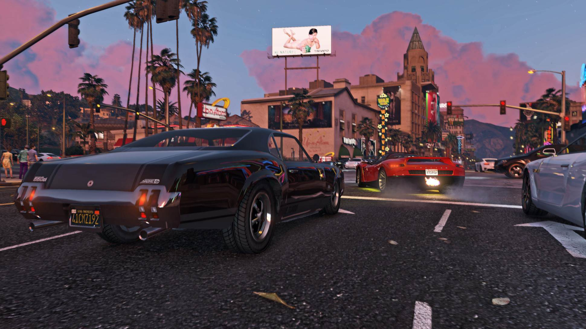 Rockstar Release Much Anticipated Grand Theft Auto V PC Screenshots gta31
