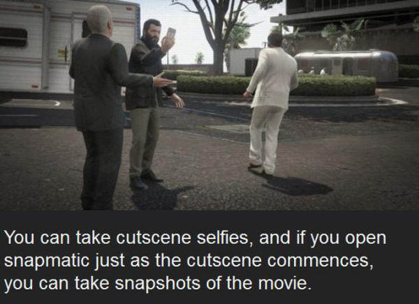 Interesting Things People Discovered Playing Grand Theft Auto V gta4