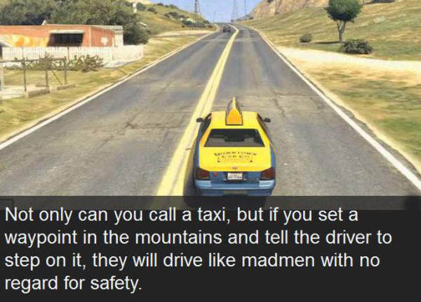 Interesting Things People Discovered Playing Grand Theft Auto V gta6